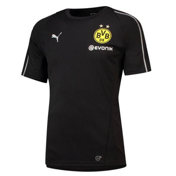 Borussia Dortmund Puma Black Training Jersey 2018/19 (Adults)