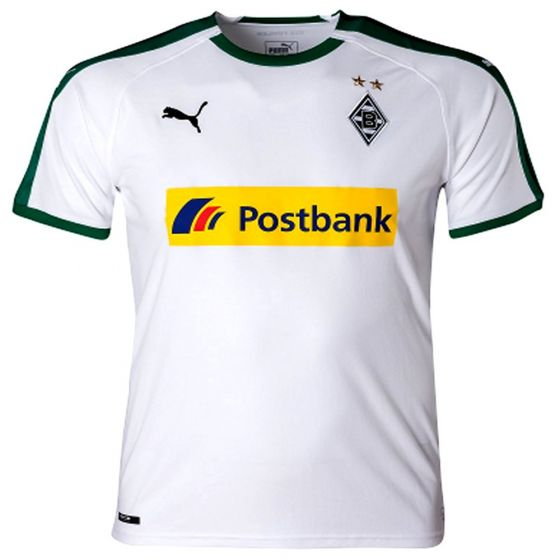 Borussia Monchengladbach Puma Home Shirt 2018/19 (Adults)