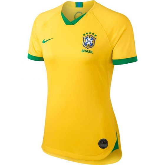 Brazil Women's 2019 World Cup Home Shirt