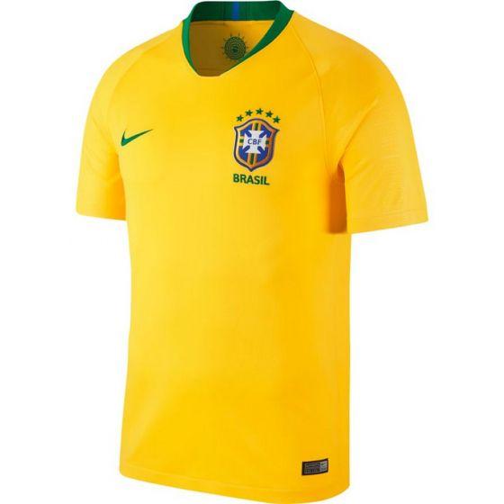 Brazil Nike Home Shirt 2018/19 (Kids)