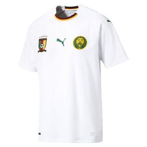 Cameroon Puma Away Shirt 2018/19 (Adults)