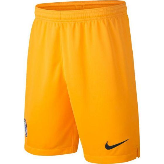 Chelsea Kids Home Goalkeeper Shorts 2019/20