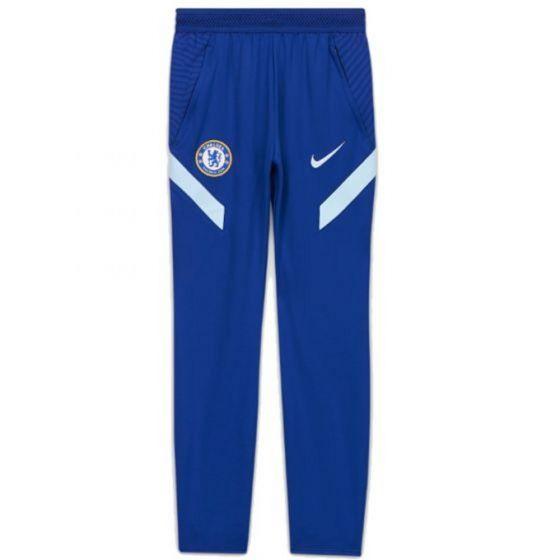 Chelsea Blue Strike Training Pants 2020/21