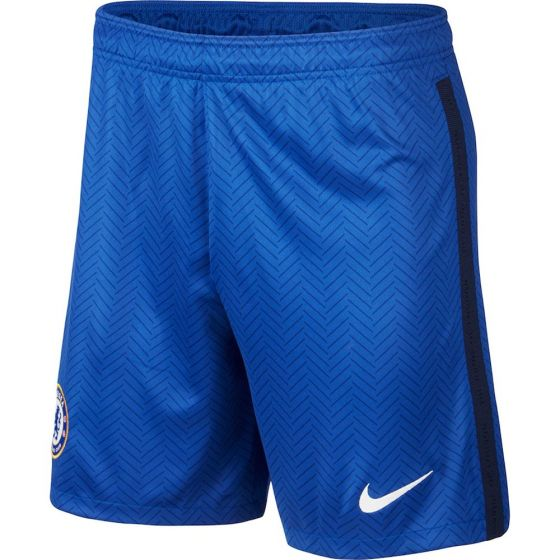 Chelsea Kids Home Shorts 2020/21