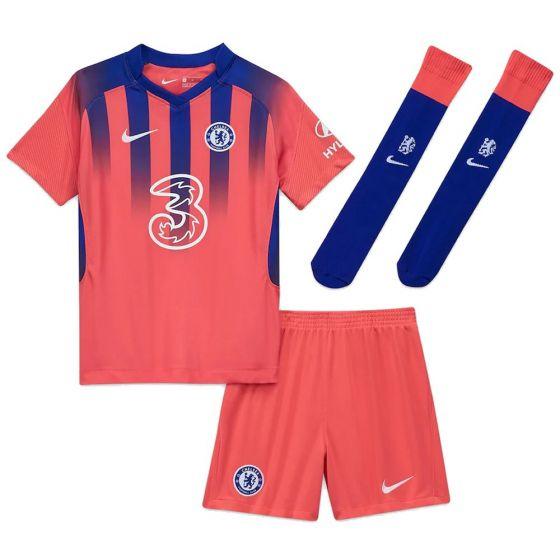 Chelsea Kids Third Kit 2020/21
