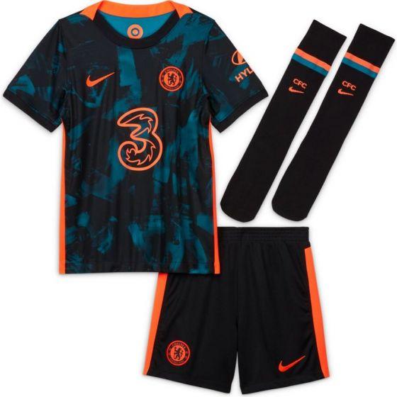 Chelsea Kids Third Kit 2021/22