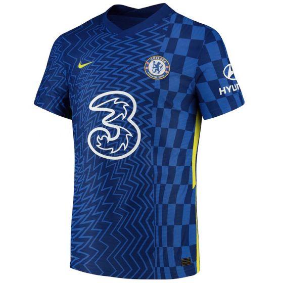 Chelsea Match Home Shirt 2021/22