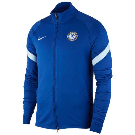 Chelsea Nike blue strike training jacket 20/21