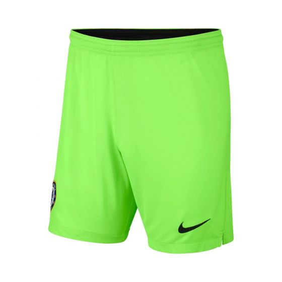 Chelsea Nike Green Goalkeeper Shorts 2018/19 (Kids)