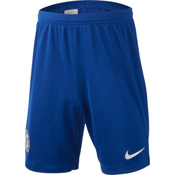 Chelsea Kids Home Shorts 2019/20