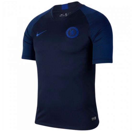 Chelsea Nike Strike Kids Navy Training Jersey 19/20