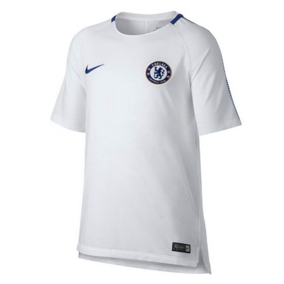 Chelsea Kids Squad Training Top 2017/18 (White)
