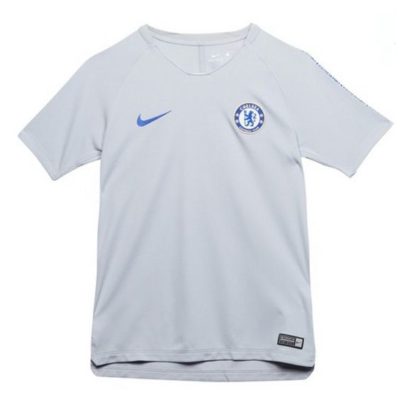 Chelsea Nike Squad Grey Training Jersey 2018/19 (Kids)