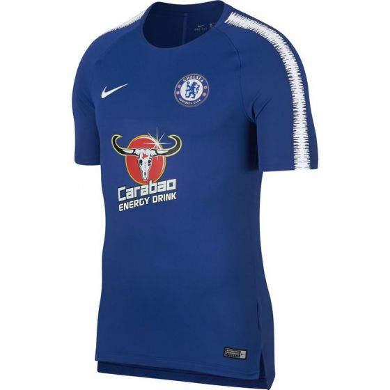 Chelsea Nike Blue Squad Training Jersey 2018/19 (Adults)
