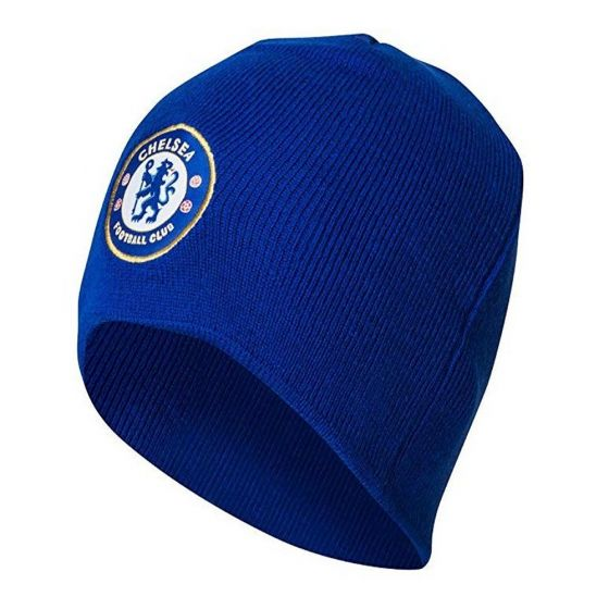 Chelsea Knitted Hat (Blue)