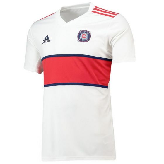 Chicago Fire Away Football Shirt 2019