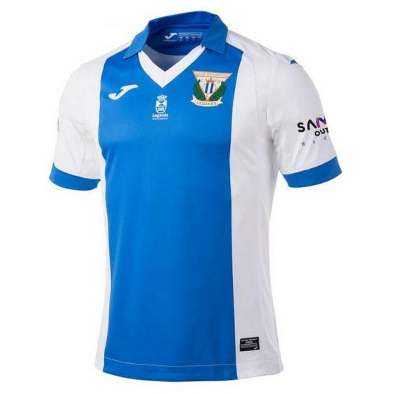 Club Deportivo Leganés Home Shirt 2017/18