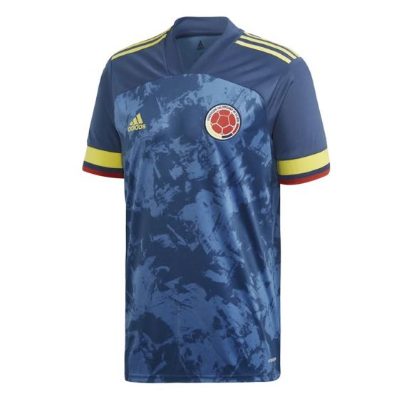 Colombia Away Football Shirt 2020