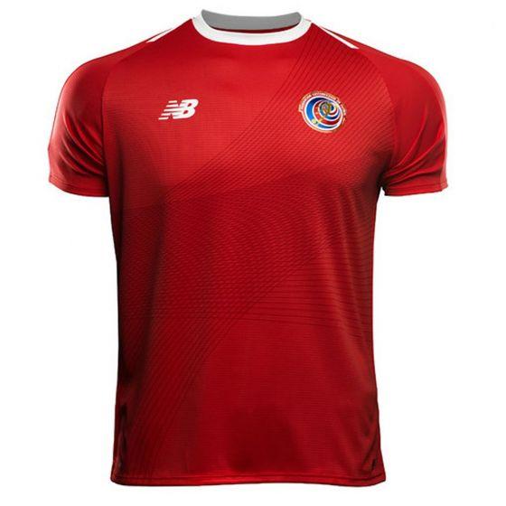Costa Rica New Balance Home Shirt 2018/19 (Adults)