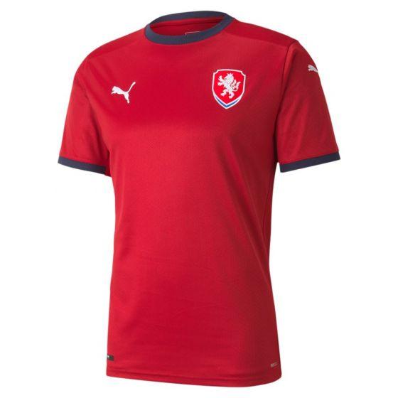 Czech Republic Home Shirt 2020/21