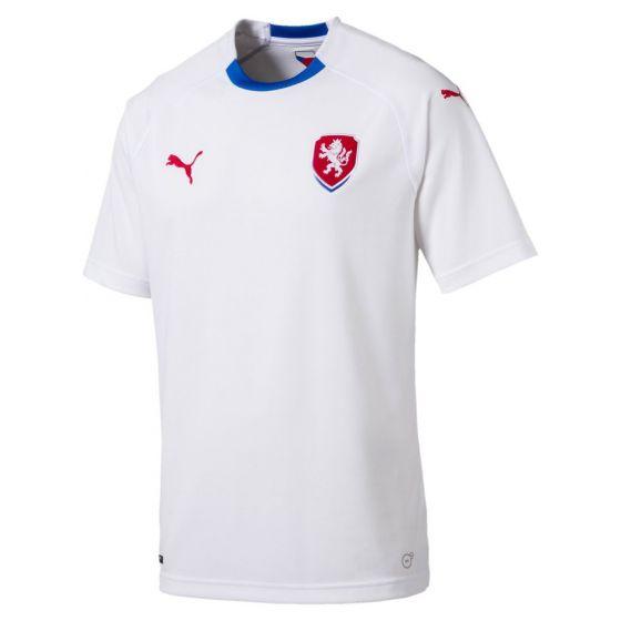 Czech Republic Puma Away Shirt 2018/19 (Adults)