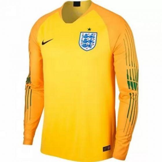 England Kids Goalkeeper Shirt 2018/19