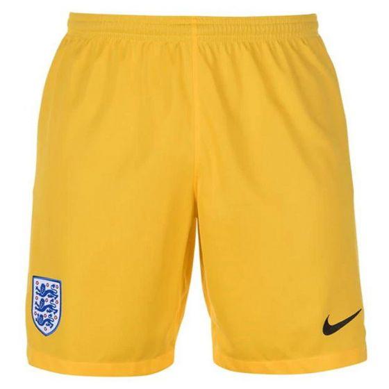 England Kids Goalkeeper Shorts 2018/19