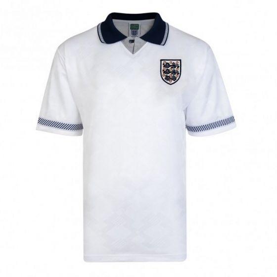 England 1990 World Cup Finals Home Shirt