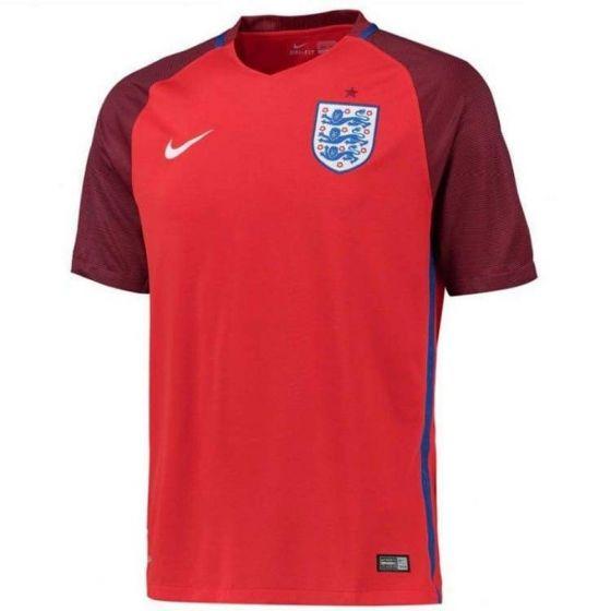 England Away Football Shirt 2016/17