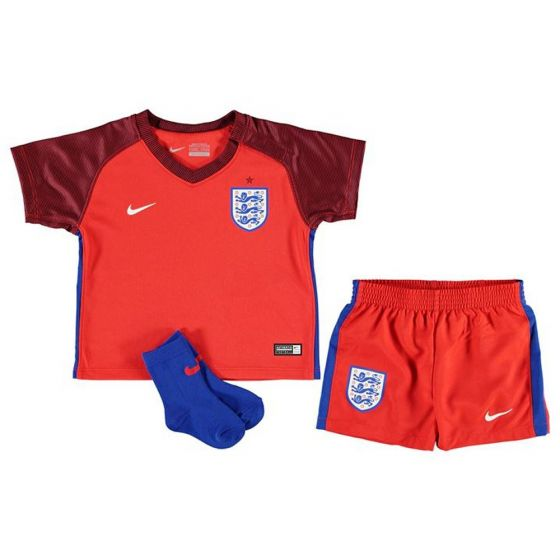 England Baby Euro Away Kit 2016/17