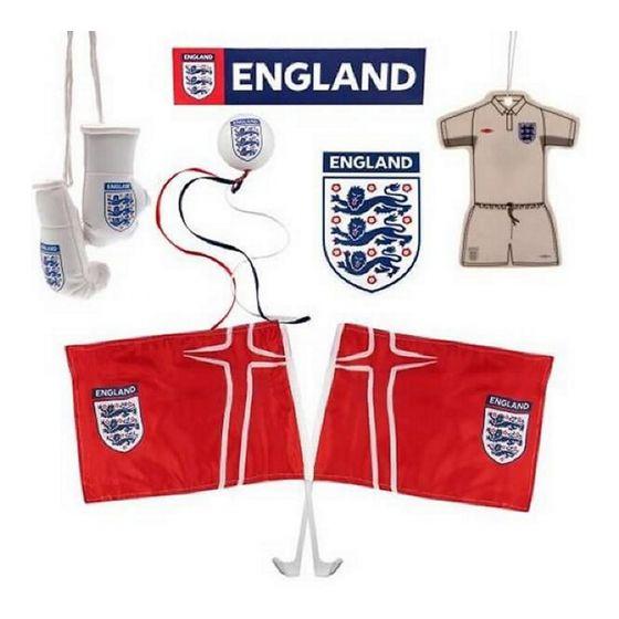 England World Cup Celebration Car Set