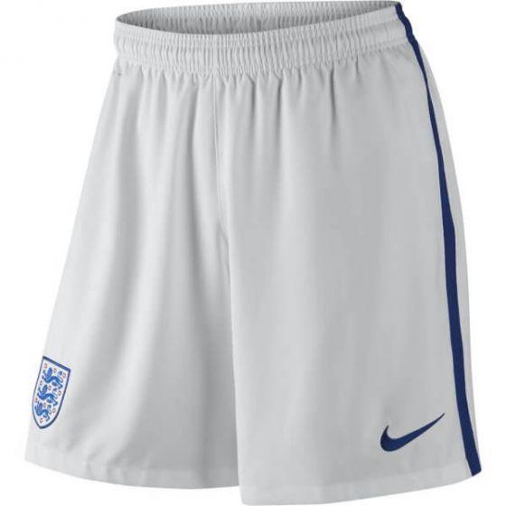 England Home Shorts 2016/17