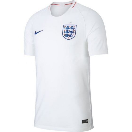 England Home Shirt 2018/19 (Adults)