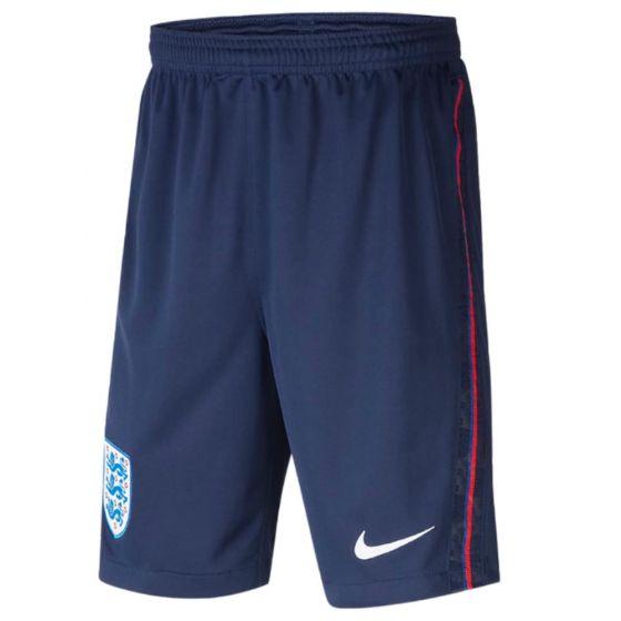 England 20/21 home shorts