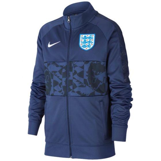 England Euro 2020 navy I96 anthem jacket
