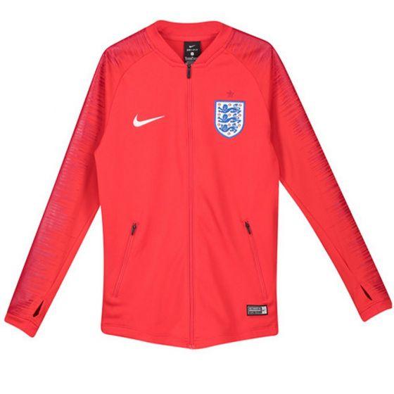 England Nike Red Anthem Jacket 2018/19 (Kids)
