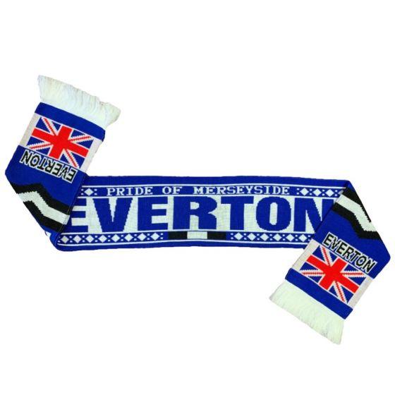 Everton Jacquard Scarf