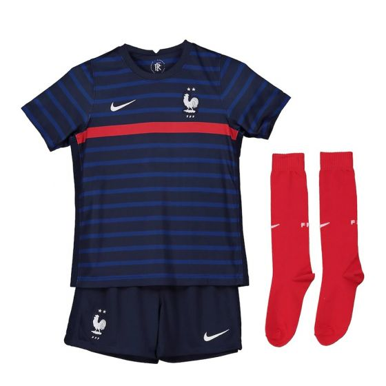 France Kids Home Kit 2020/21