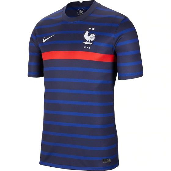 France Kids Home Shirt 2020/21