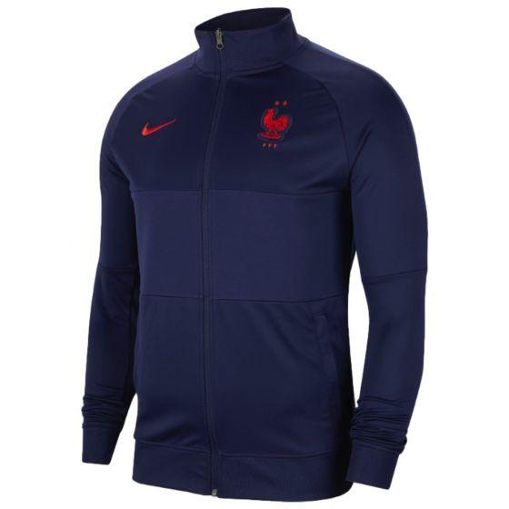 France Euro 2020 I96 anthem jacket (navy)