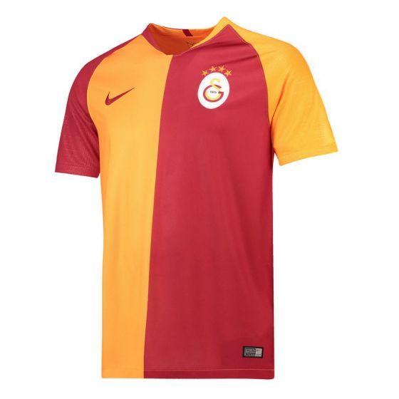 Galatasaray Nike Home Shirt 2018/19 (Adults)