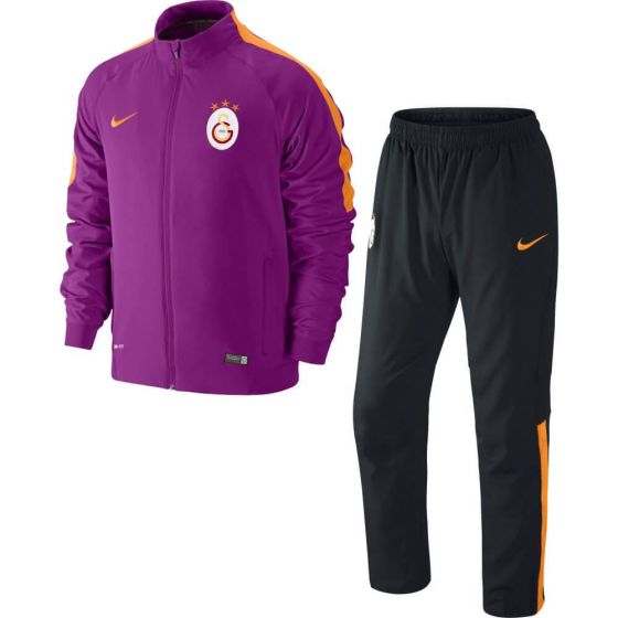 Galatasaray Nike Woven Warm-Up Tracksuit 2014 – 2015 (Purple)