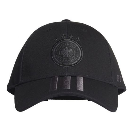 Germany Black Baseball Cap 2020/21