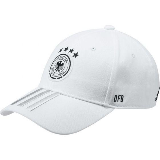 Germany White Baseball Cap 2020/21