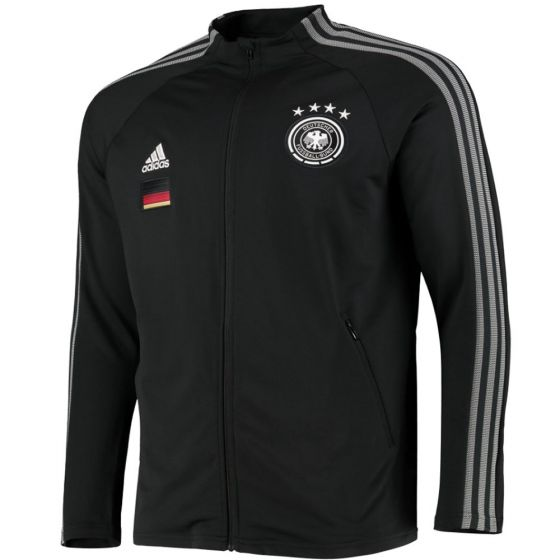Germany Black Anthem Jacket 2020/21