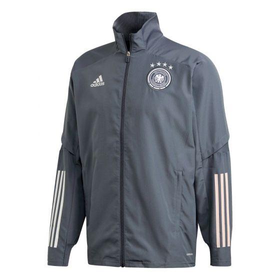 Germany Grey Presentation Jacket 2020/21