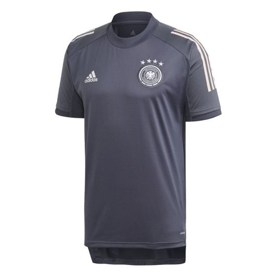 Germany Kids Grey Training Jersey 2020/21