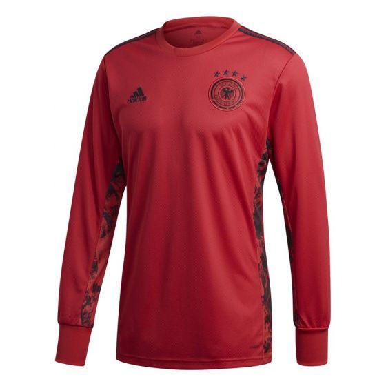 Germany Home Goalkeeper Shirt 2020/21