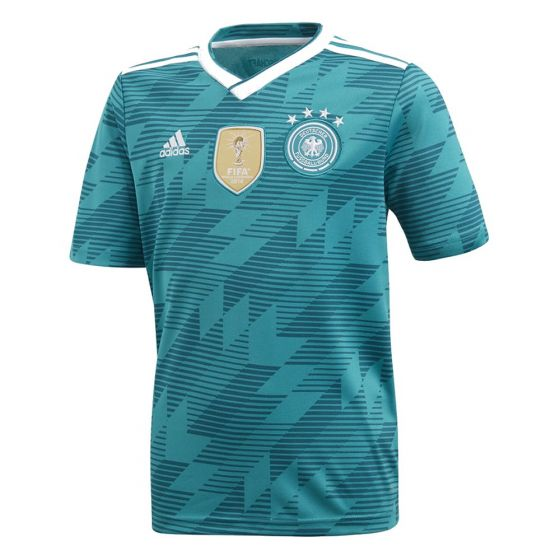 Germany Adidas Away Shirt 2018/19 (Kids)