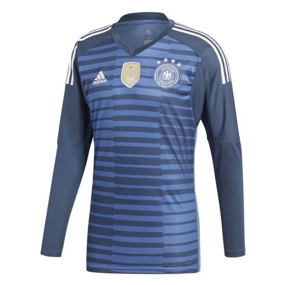 Germany Home Goalkeeper Shirt 2017/19